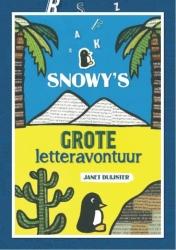 Snowy leert letters