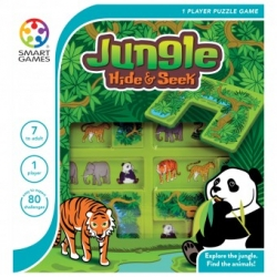 Spel jungle hide en seek 7+