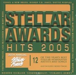 Stellar Awards Hits 2005 (CD)