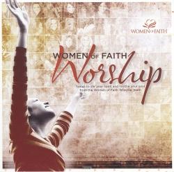 Women Of Faith Worship (CD)