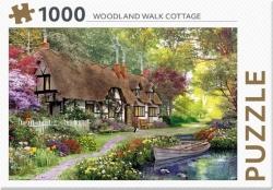 Woodland Walk Cottage - puzzel 1000