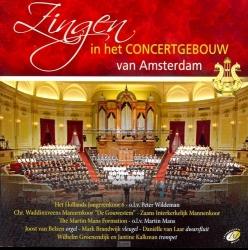 Zingen in het concertgebouw